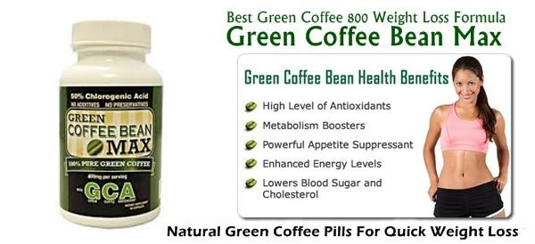 Gcb max green coffee bean supplement